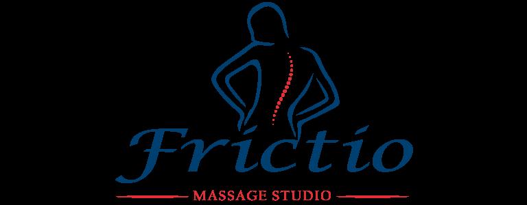 Изработване на лого за масажно студио Фрикцио