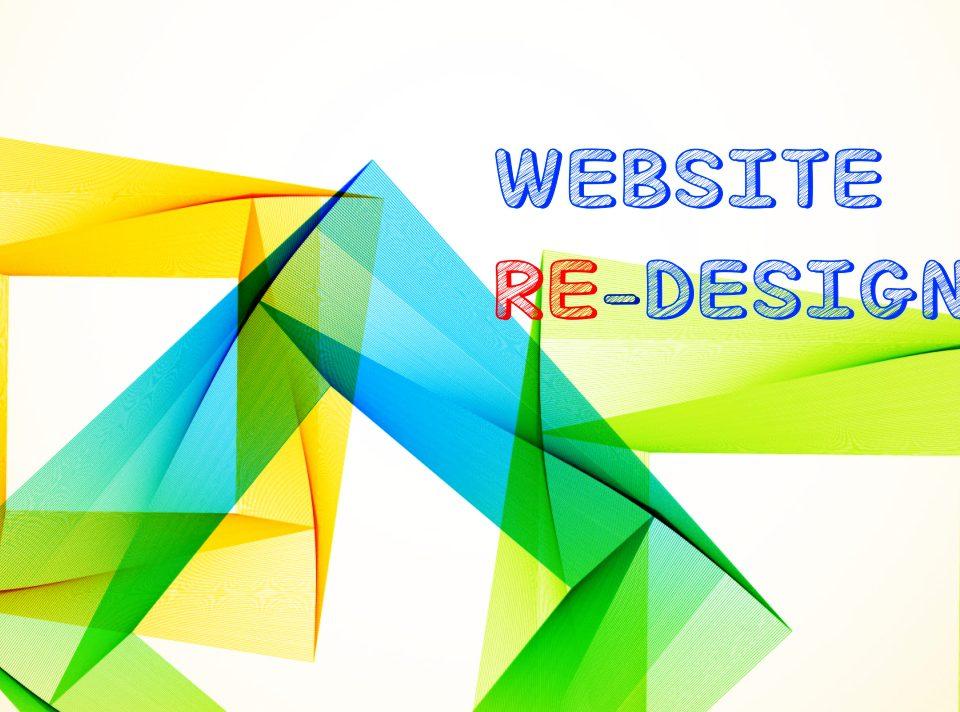 WEBSITE-RE-DESIGN