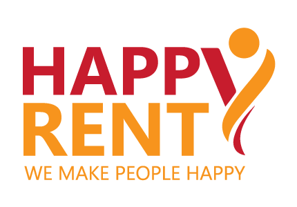Happy Rent Logo