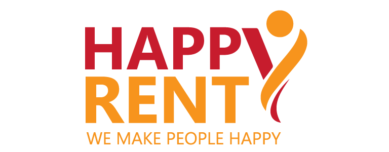 Лого дизайн Happy Rent