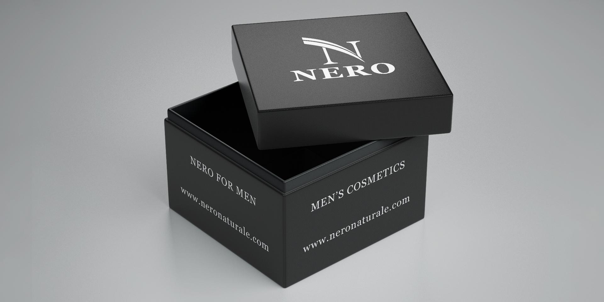 опаковъчна кутия nero for men