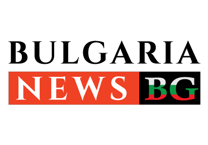 Bulgaria news logo design