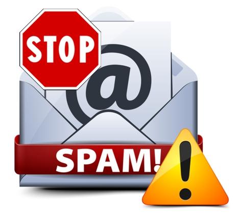 Стоп на спама!