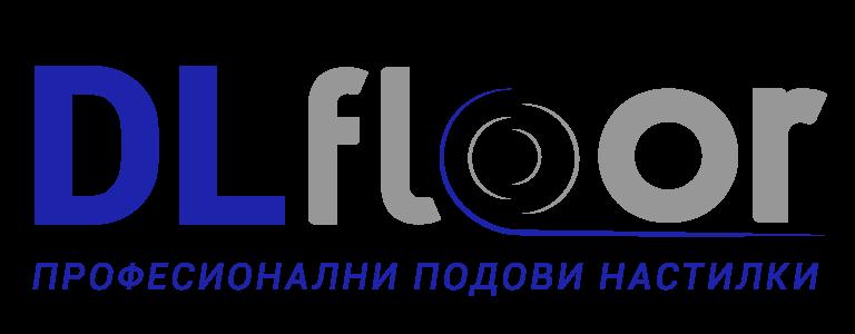 Изработка на лого дизайн за Ди Ел Флор България