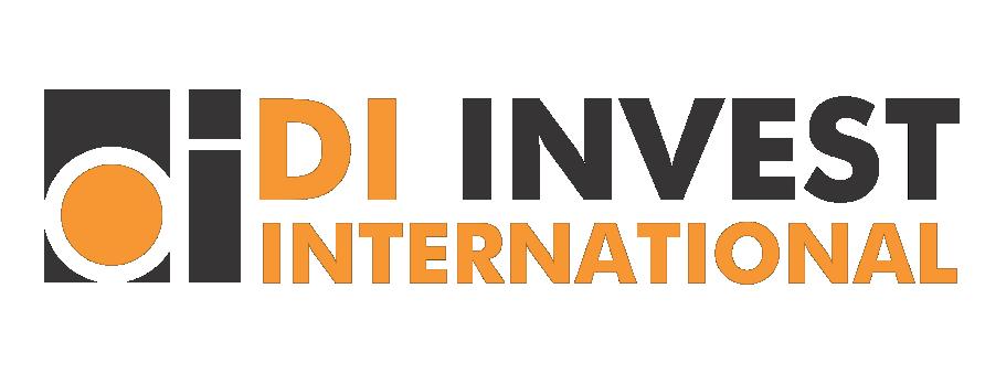 Лого дизайн за Ди Инвест Интернешънъл