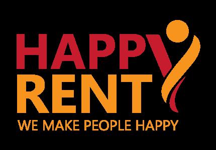 Happy Rent Logo