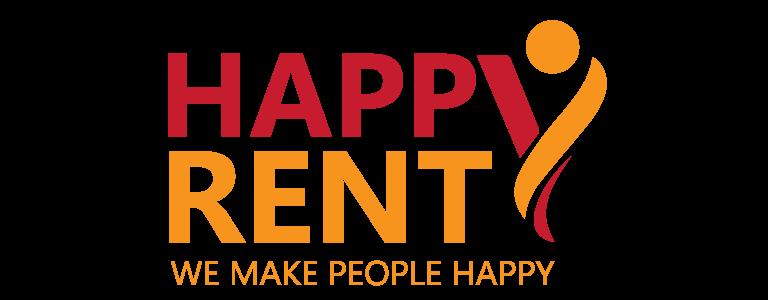 Лого дизайн Happy Rent