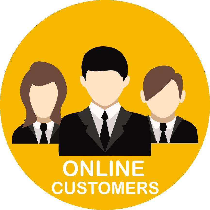 SEO online customers
